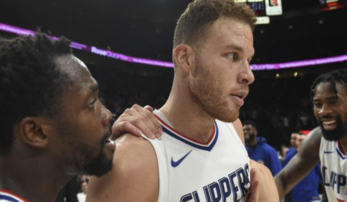 Jerry West Major Reason He Re-Signed With Clippers Say's Blake Griffin www.HustleTV.tv
