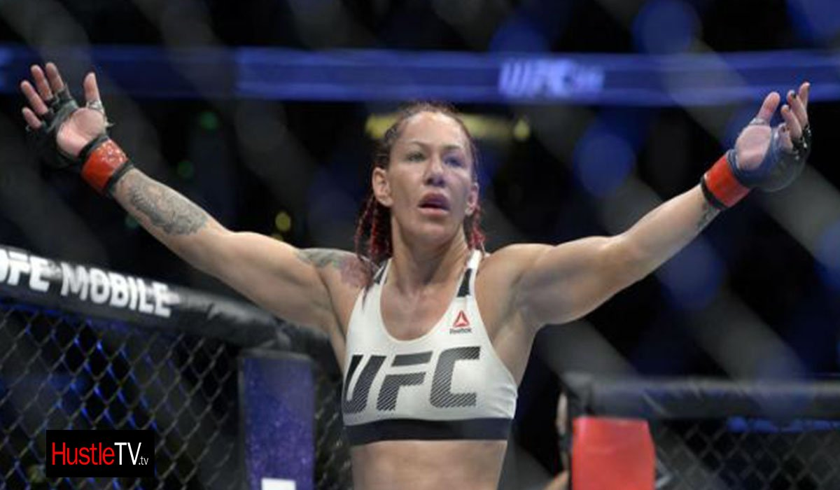 Cris Cyborg May At Last Be Headed To UFC Fame www.HustleTV.tv