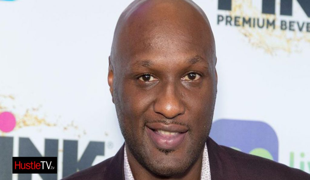 Lamar Odom Collapses in Bootsy Bellows Night Club www.HustleTv.tv Hustle Actor DJ Hustle