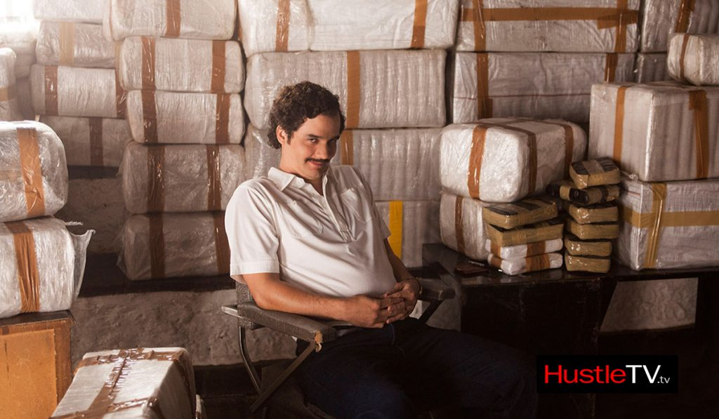 Netflix 'Narcos' Season 4 News- Location Scout Murder www.HustleTV.tv DJ Hustle Hustle Actor