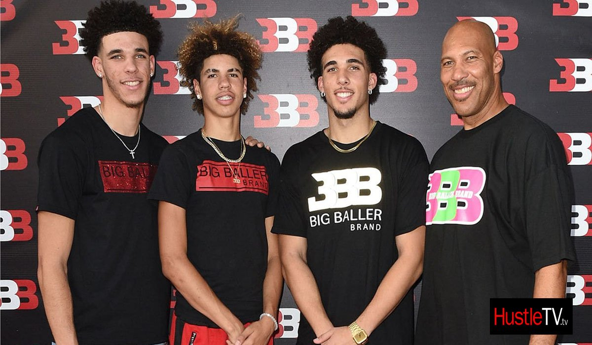 LaMelo and LiAngelo Ball Could Play Together Overseas Hiring An Agent www.HustleTV.tv