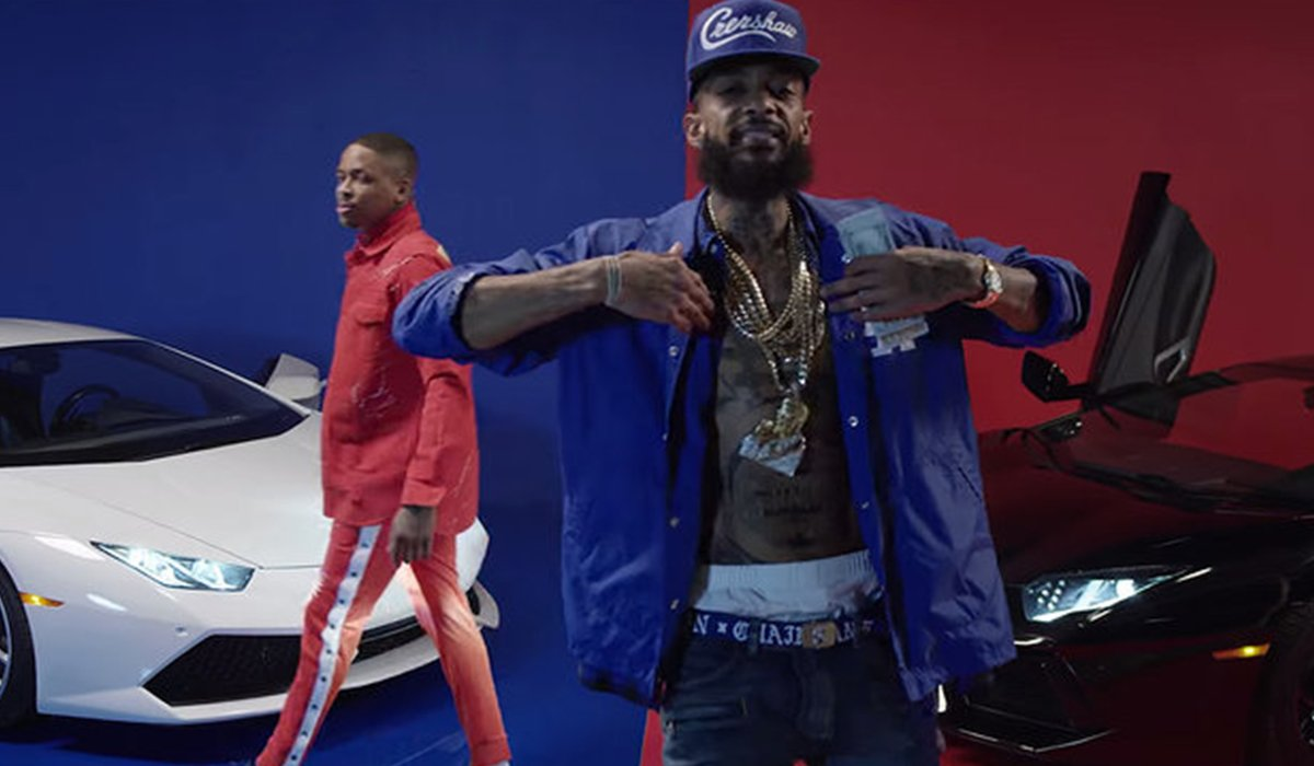 New Music Last Time That I Checc d Nipsey Hussle YG Hustle www.HustleTV.tv DJ Hustle