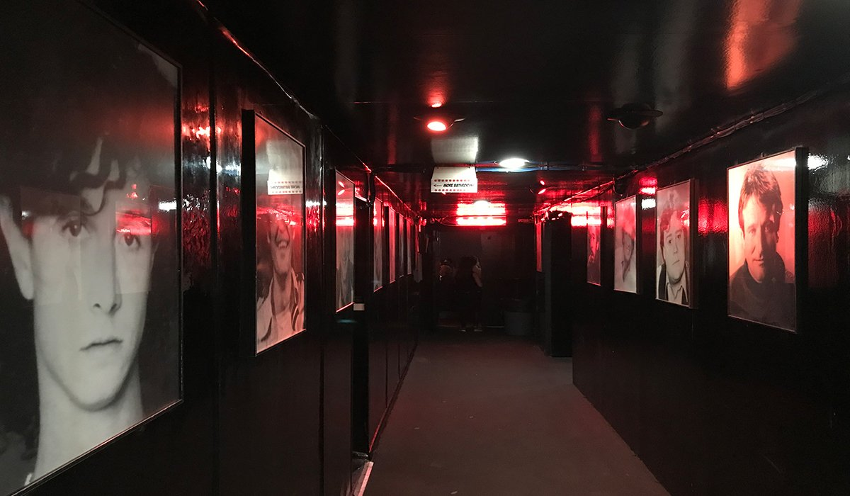 The Comedy Store In Hollywood Will Keep You Laughing www.HustleTV.tv