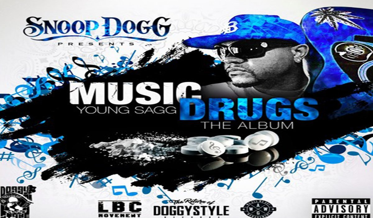Young Sagg Talks About Snoop Dogg Long Beach Hustle Movement His Album Music Drugs www.HustleTV.tv DJ Hustle