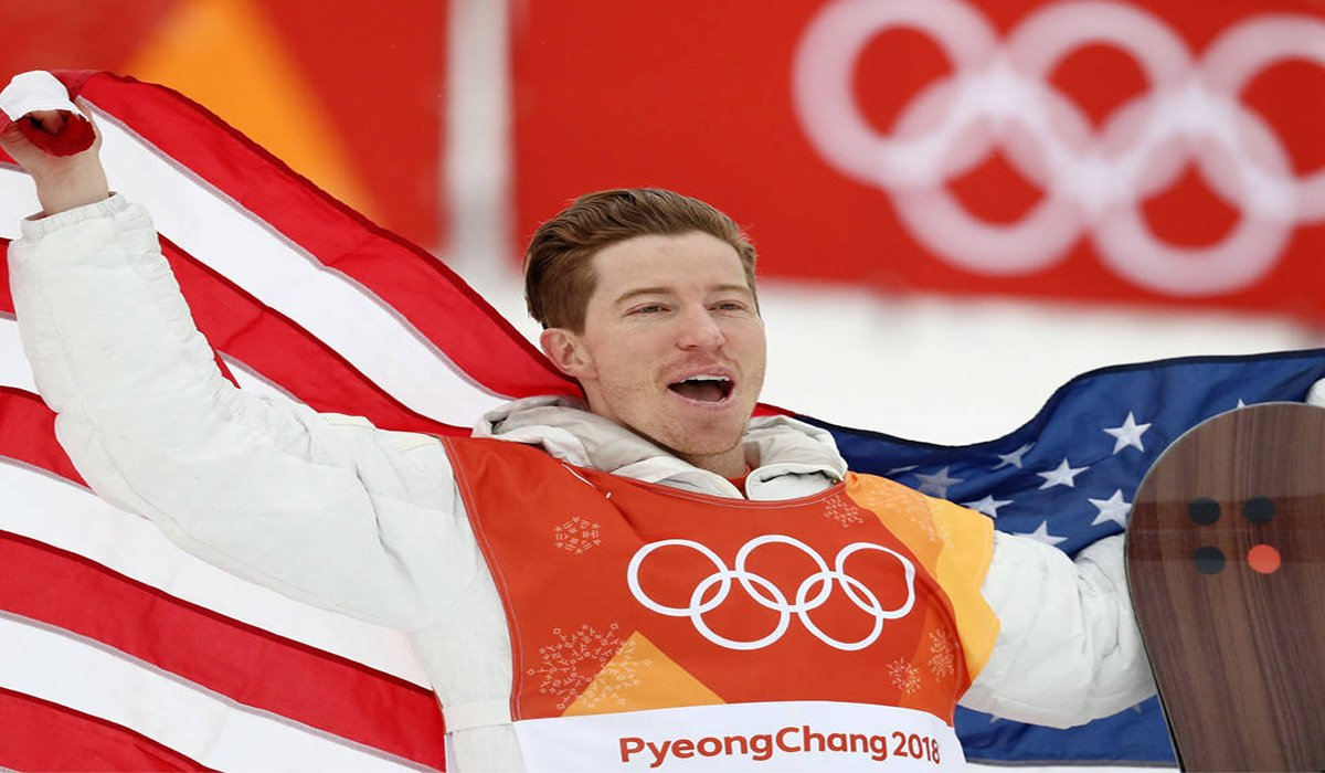 Shaun White Wins Olympic Gold He Signs Off With YOLO www.HustleTV.tv Hustle DJ Hustle