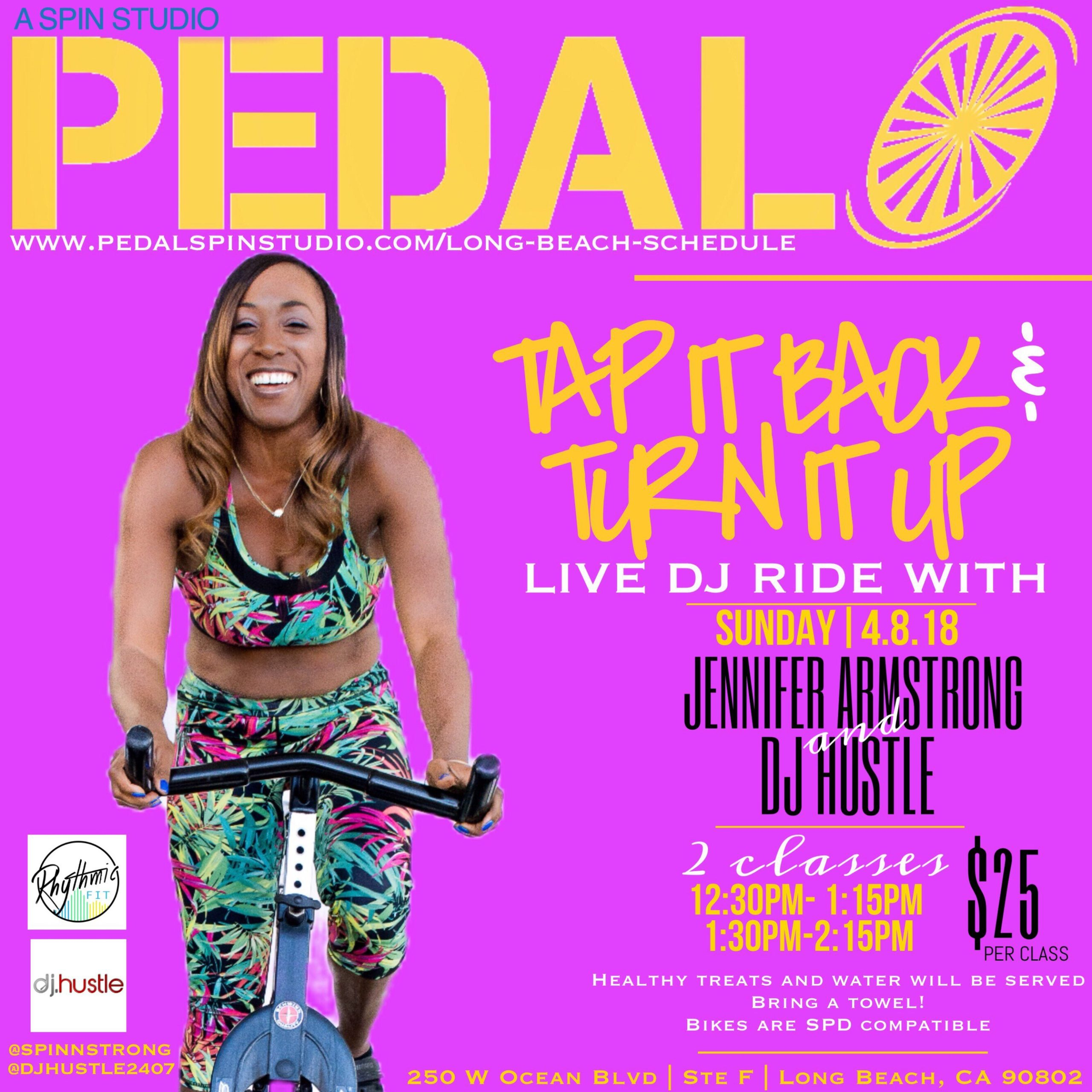 HustleTV.tv-Explore The World of Spinning With Jennifer Armstrong