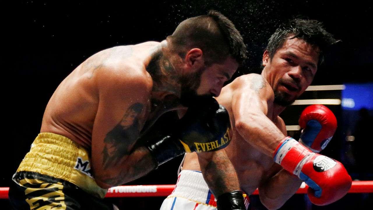 HustleTV.tv Manny Pacquiao 7th-round TKO Lucas Matthysse-DJHustle