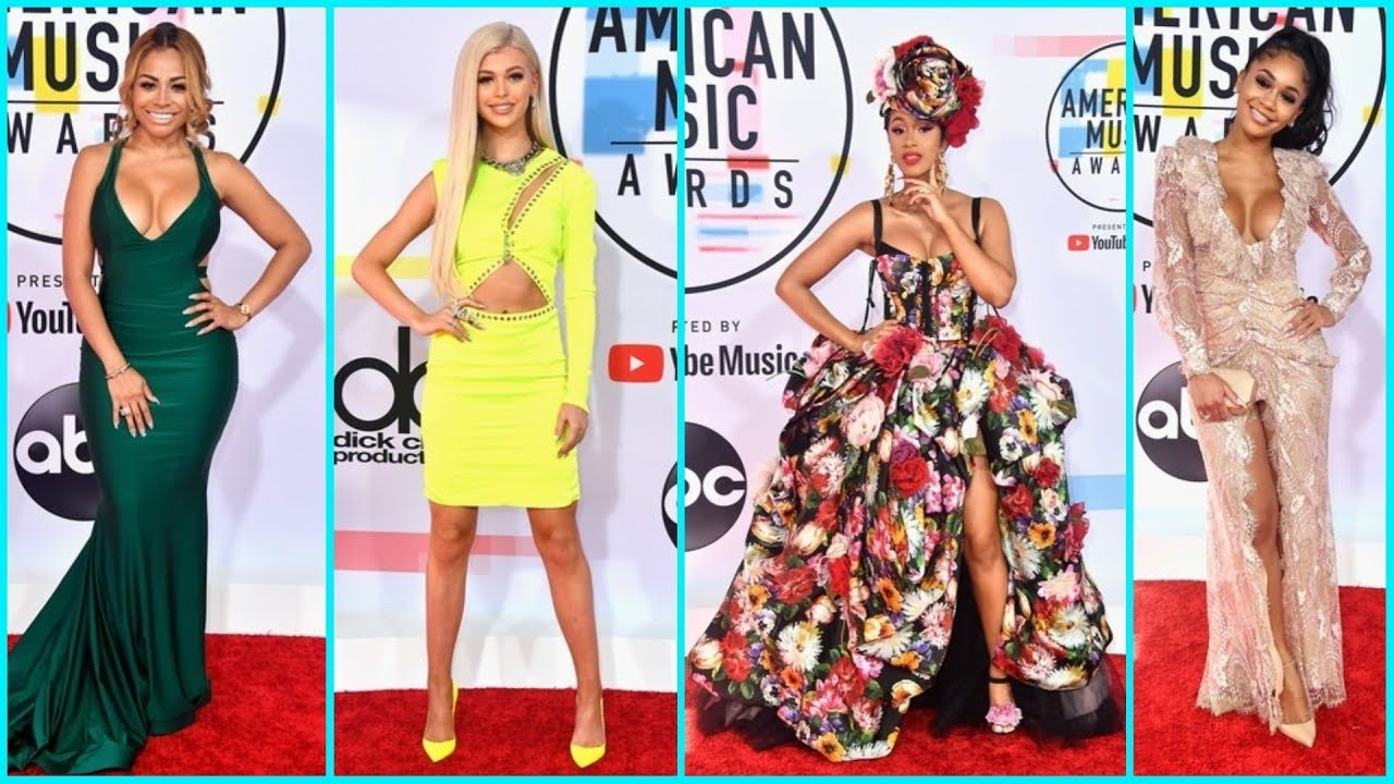 HustleTV.tv The 2018 American Music Awards Made History