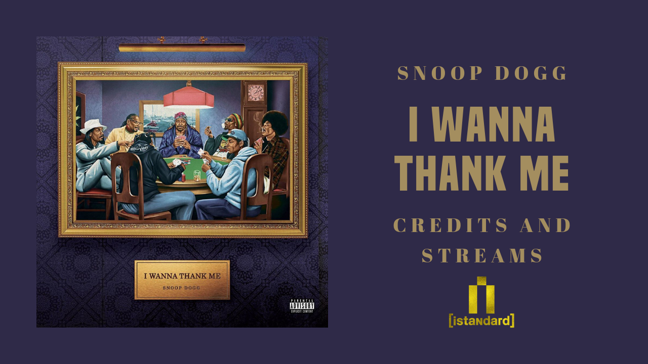 Snoop Dogg I Wanna Thank Me Tour