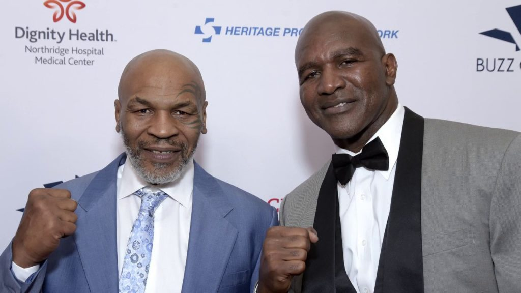 Iron Mike Returns: Tyson Steps Back Into the Ring