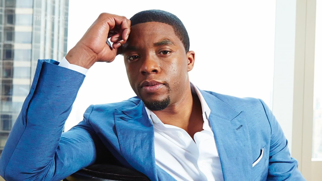 HustleTV Chadwick Boseman Black Panther Star has died at the age of 43 DJ Hustle