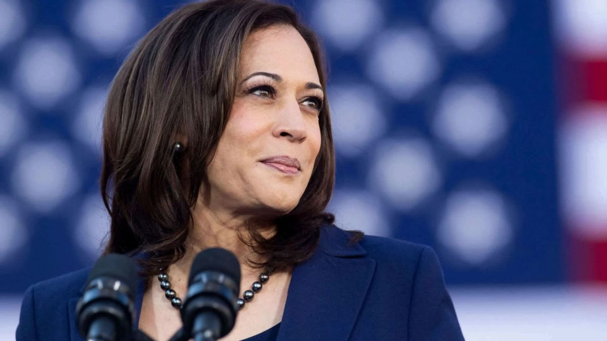 The Personal and Political Identity of Kamala Harris