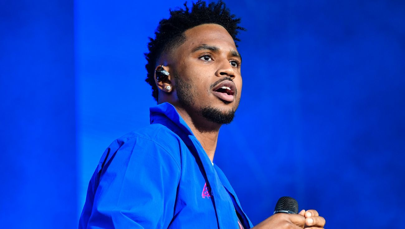 HustleTV Trey Songz Comes Out With New R&B Single Circles DJ Hustle