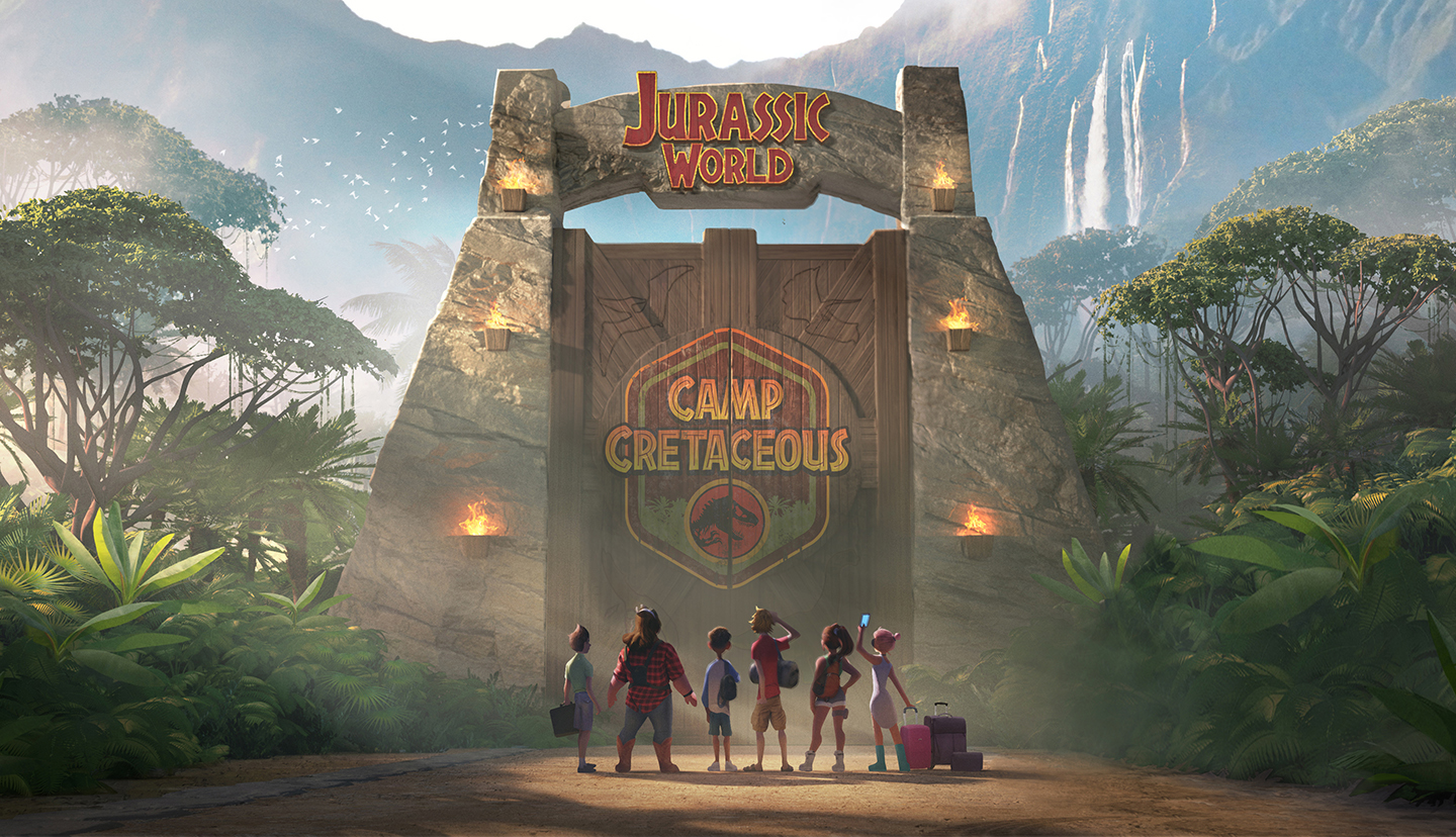 Jurassic World Camp Cretaceous Brings Satisfying Thrills To Netflix