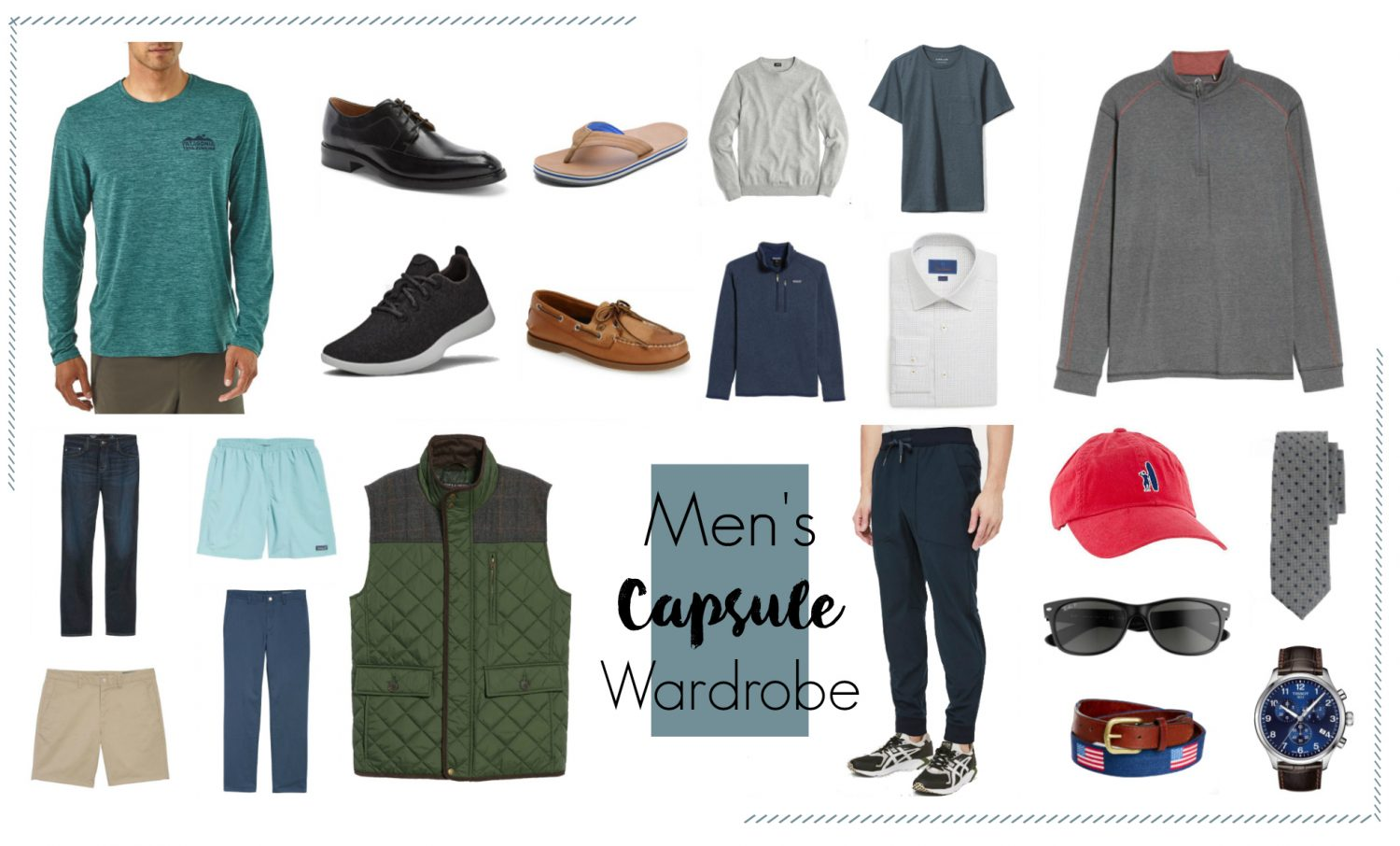 HustleTV Capsule Wardrobe Pieces for Men DJ Hustle