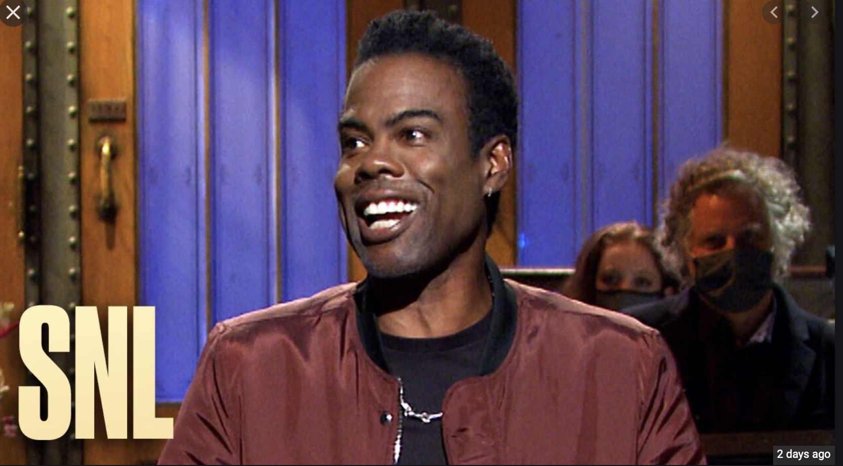 HustleTV Chris Rock Makes A Come Back On Saturday Night Live DJ Hustle
