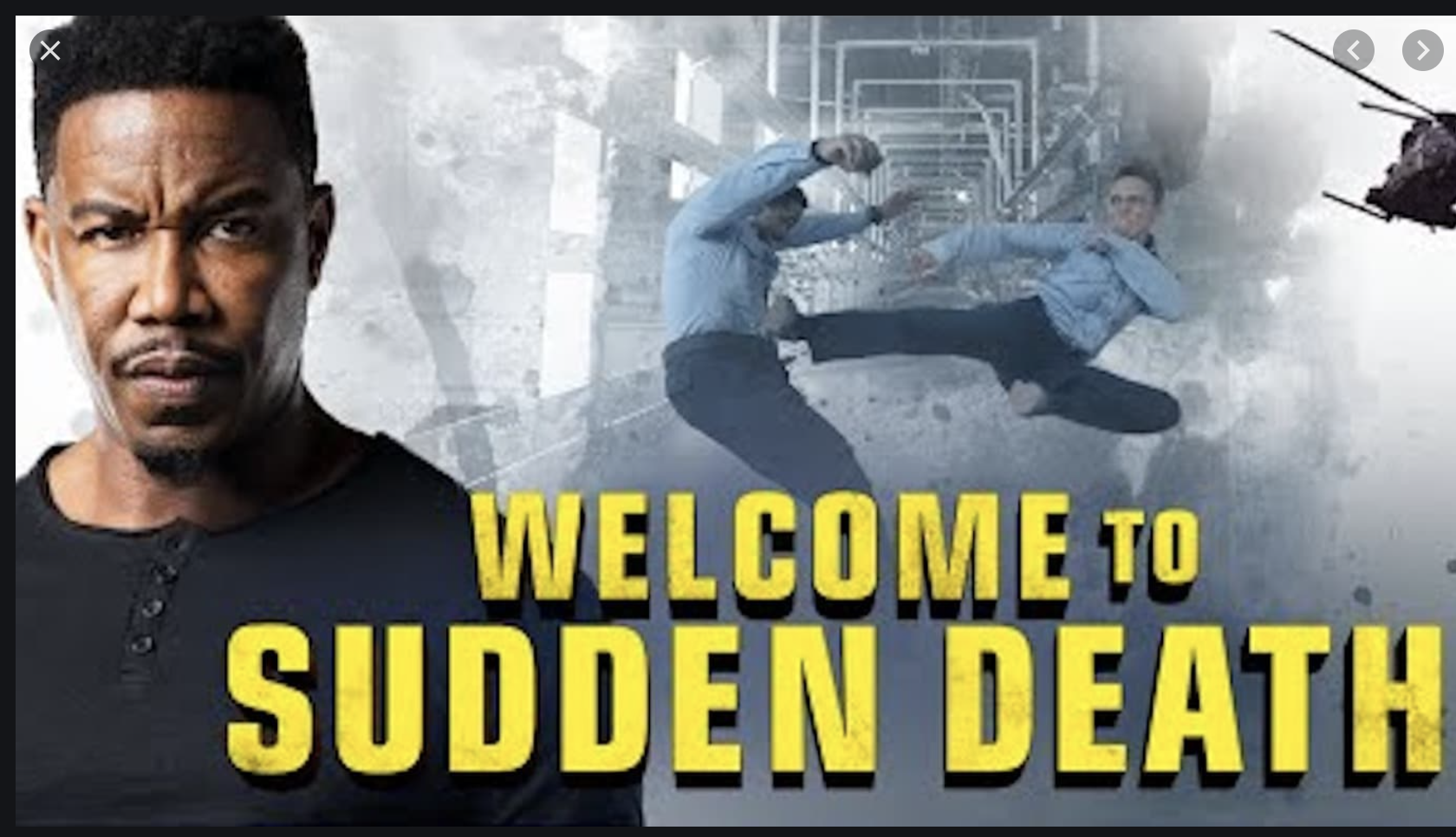 HustleTV Welcome To Sudden Death Kicks Its Way Onto Netflix DJ Hustle
