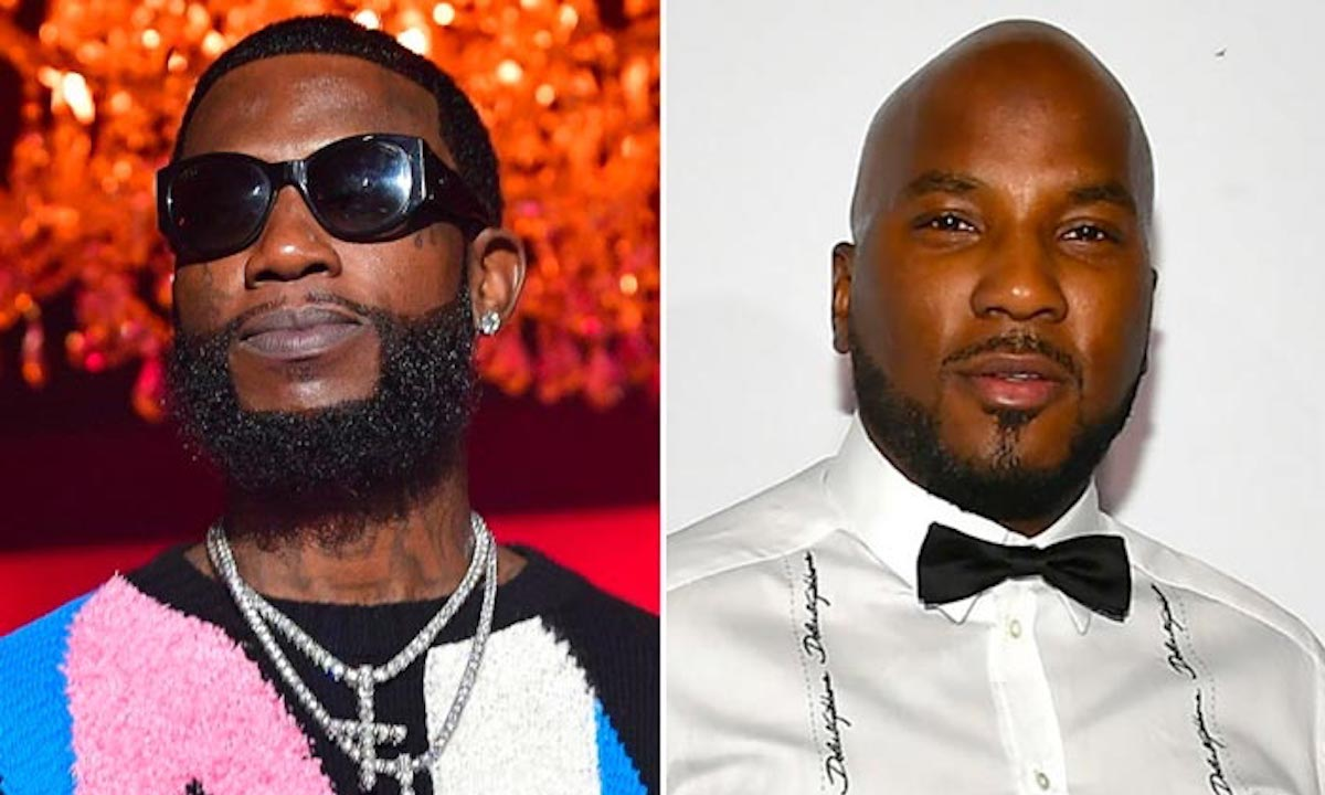 Rappers Gucci Mane and Jeezy Do A Verzus Battle
