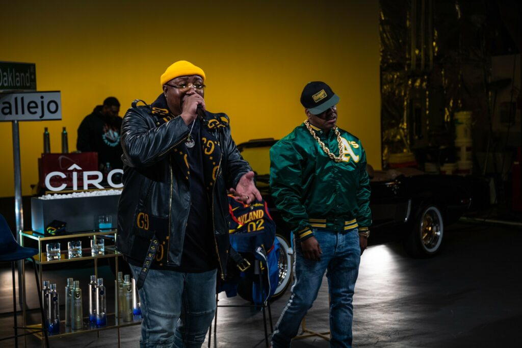 HustleTV HustleTV.tv Bay Area Legends E-40 and Too Short Verzuz Battle DJ Hustle