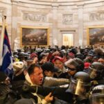 Dozens Arrested And Charged For Role In Breaching U.S. Capitol