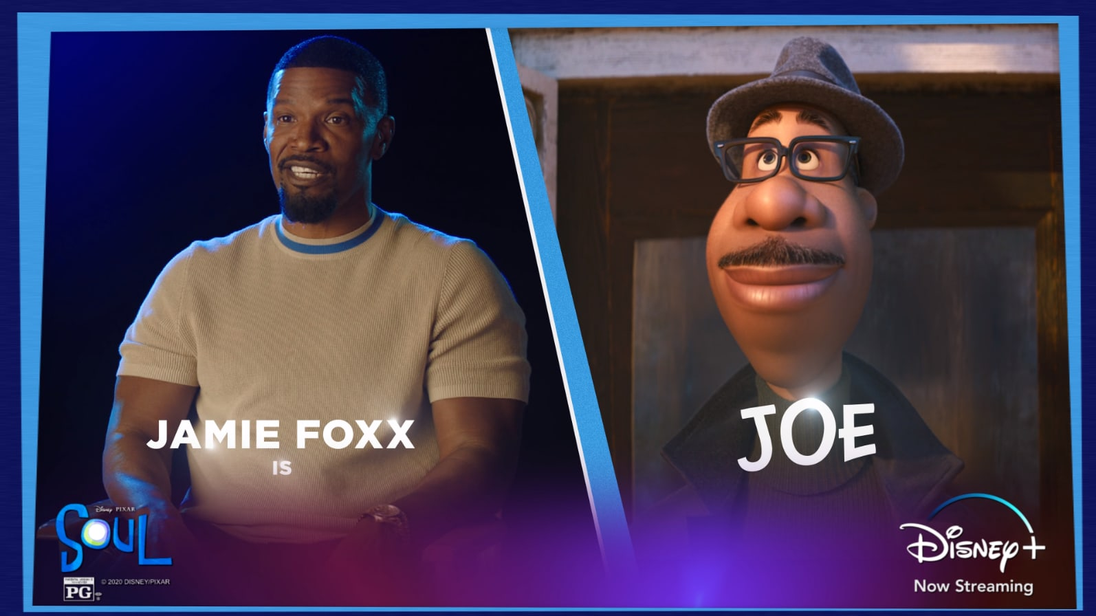 Jaimie Foxx Tina Fey Jazz Up Disney+ With Pixar's Soul DJ Hustle HustleTV.tv HustleTV