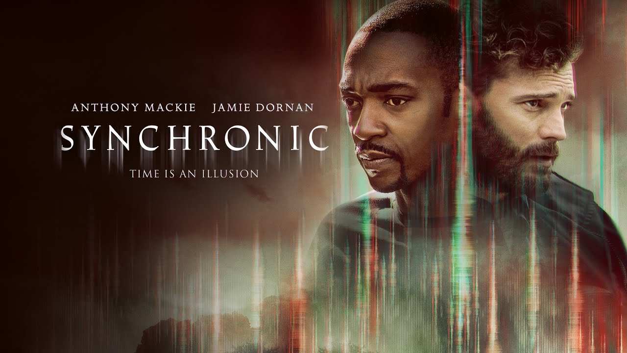 Anthony Mackie and Jamie Dornan Explore Time in Synchronic on Netflix HustleTV.tv
