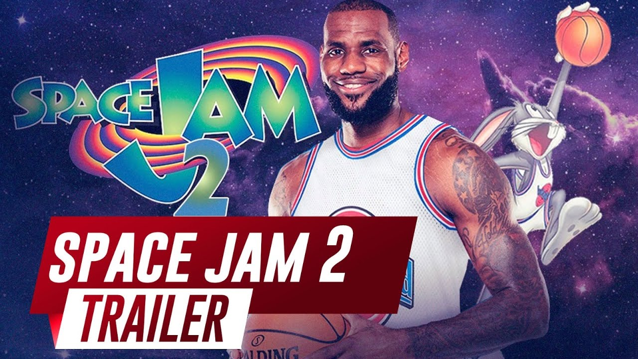 Space Jam 2 Trailer makes it debut with basketball star Lebron James HustleTV.tv DJ Hustle