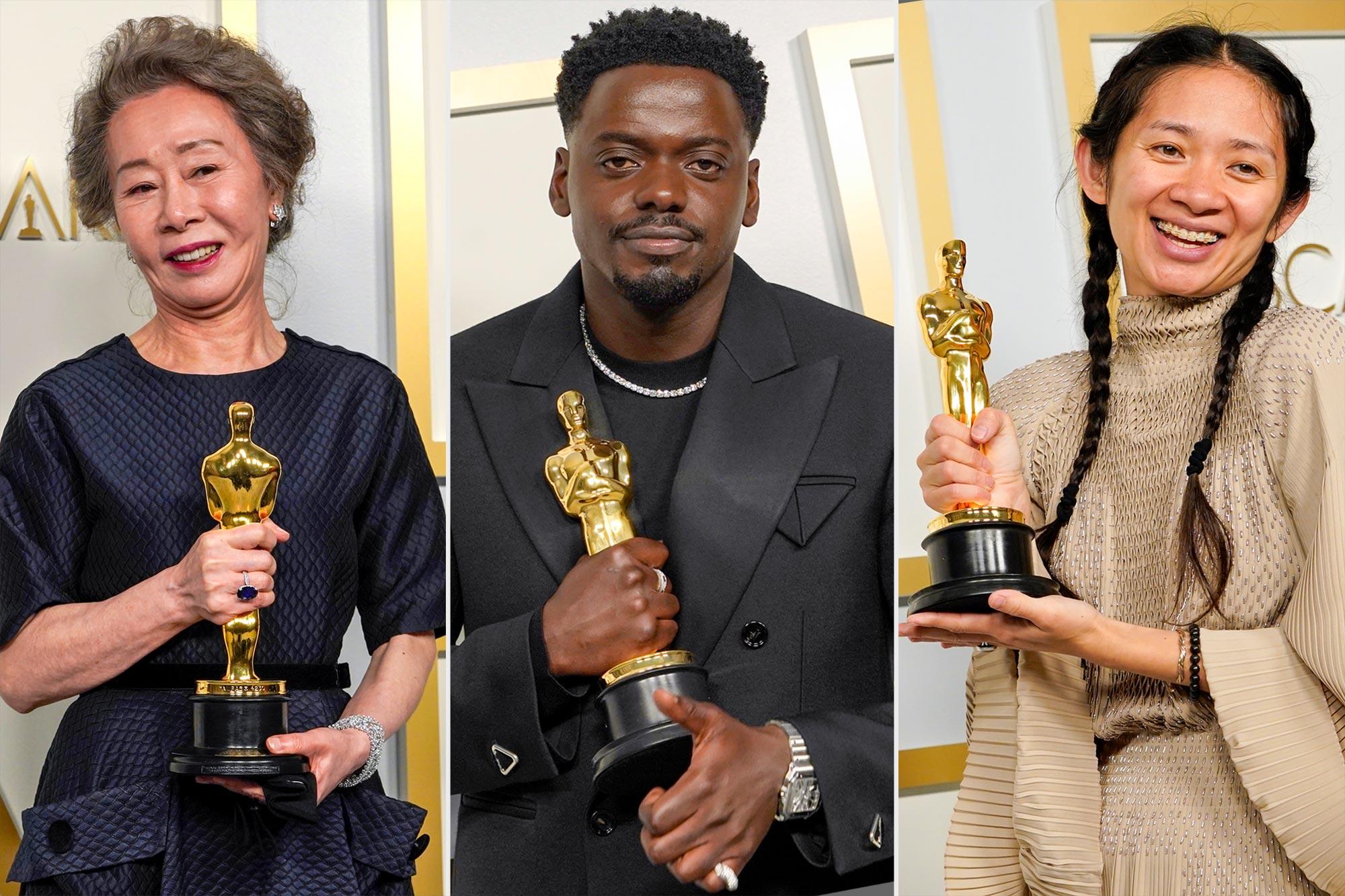 2021 African-American Oscar Winners HustleTV.tv