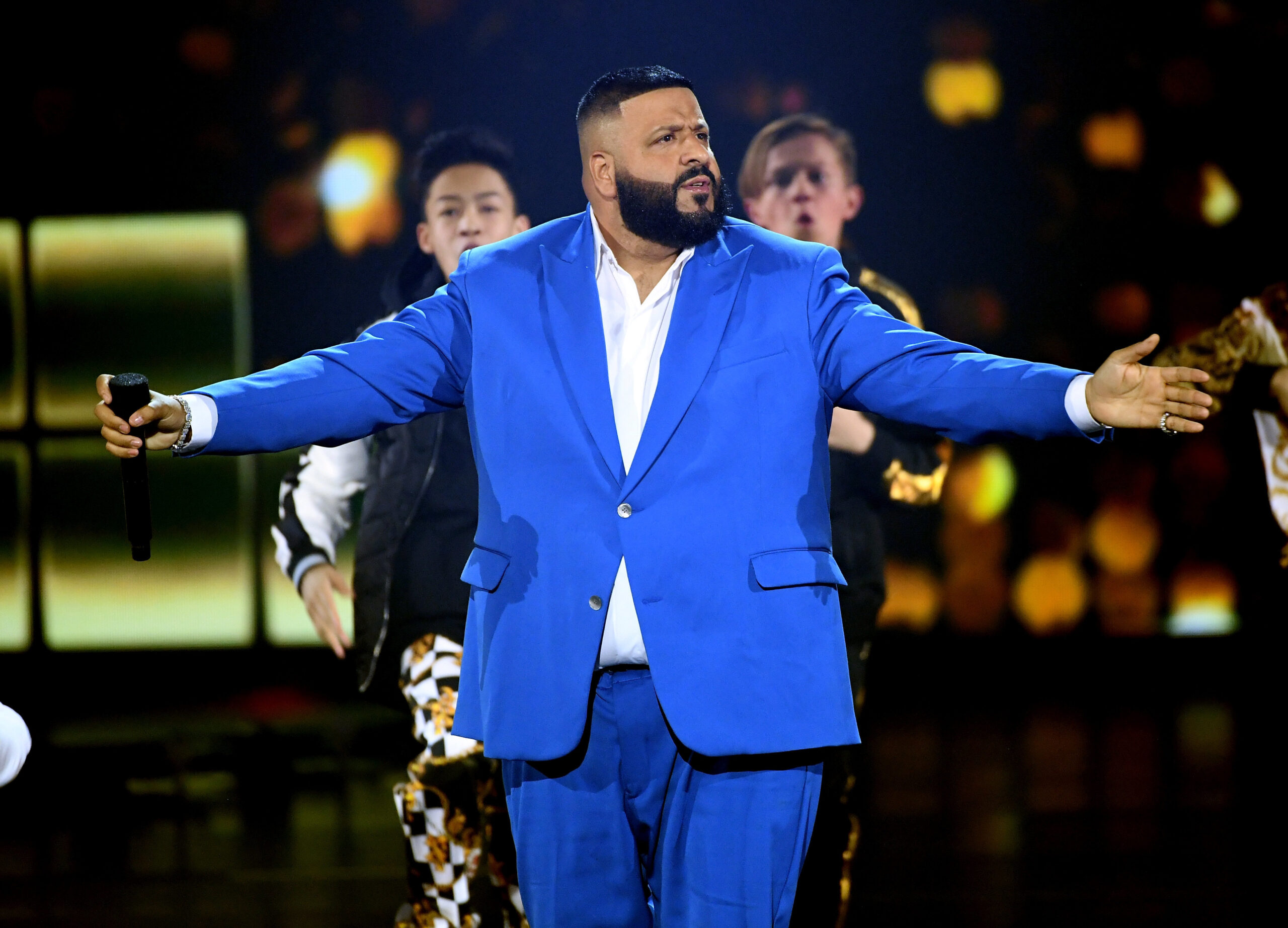 DJ Khaled Releases new Album 'Khaled Khaled'
