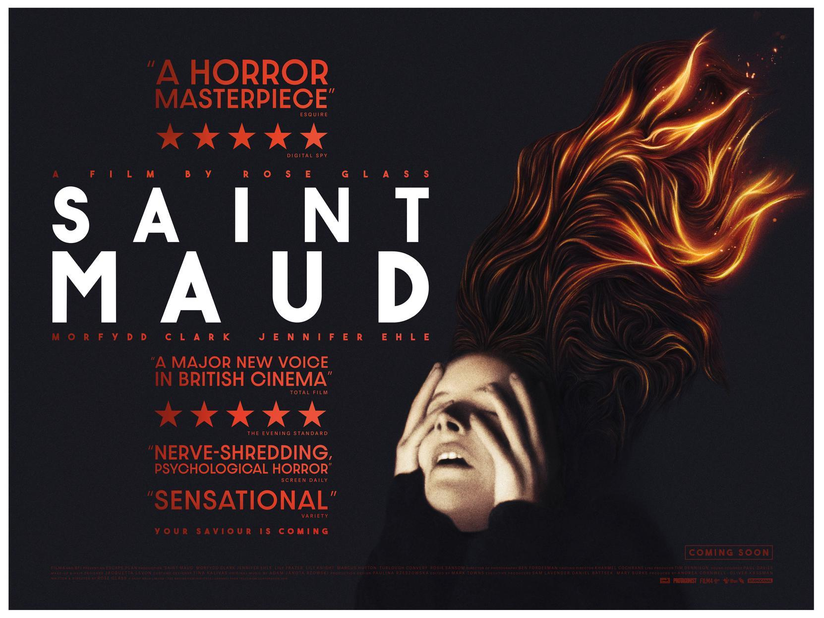 Faith and Guilt Collide in Spine-Tingling Saint Maud Now Streaming Prime HustleTV.tv
