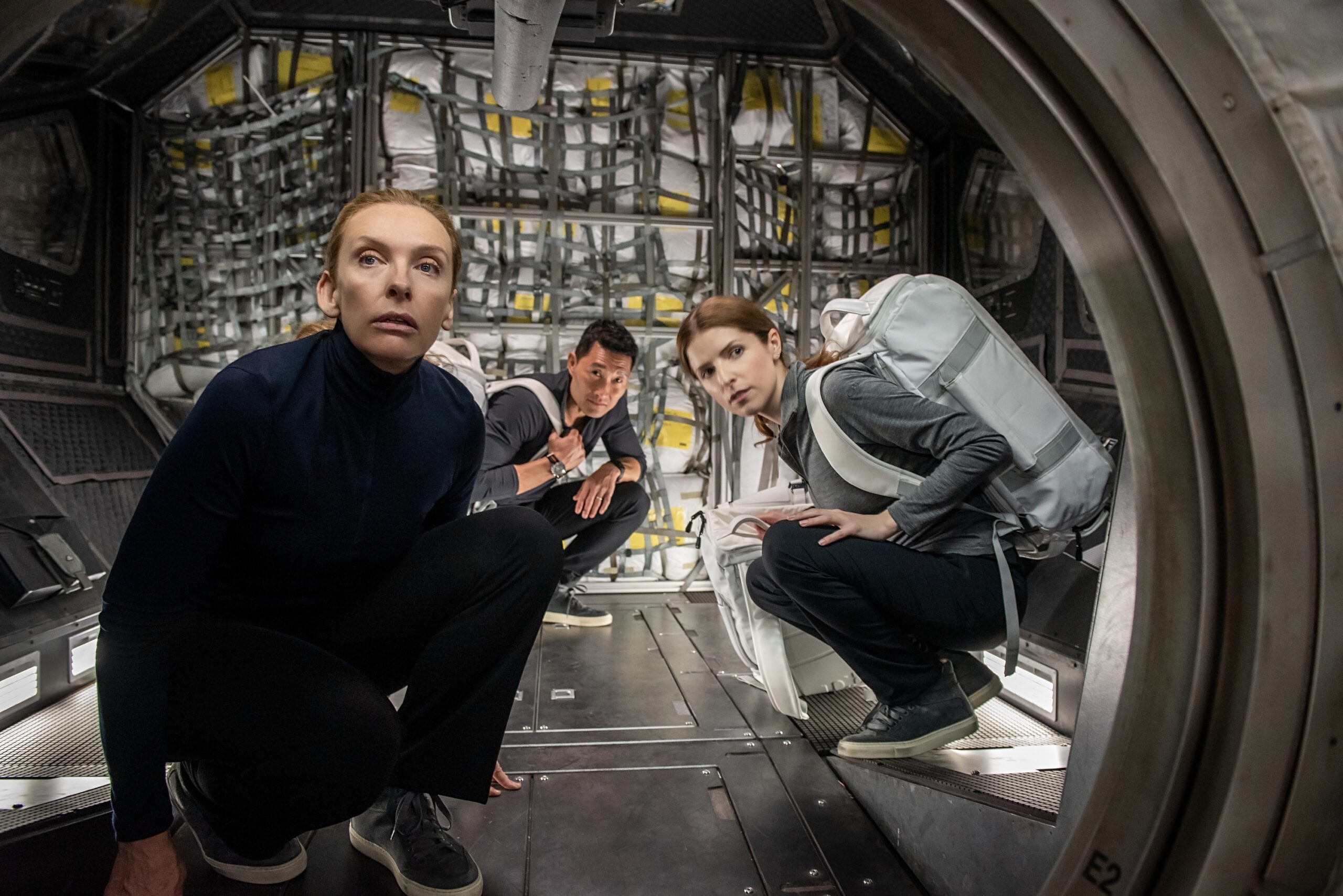 HustleTV.tv Anna Kendrick Meets Uninvited Astronaut in Stowaway Now Streaming